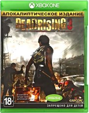 Игра Dead Rising 3 Apocalypsis Edition для Xbox One [Rus]