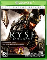 Игра Ryse: Son of Rome Legendary Edition для Xbox One [Rus]