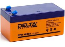 Аккумуляторная батарея Delta DTM12032