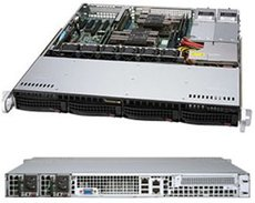 Серверная платформа SuperMicro SYS-6019P-MTR