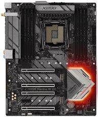 Материнская плата ASRock Fatal1ty X299 Professional Gaming i9 XE