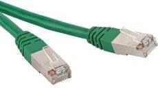 Патч-корд Hyperline PC-LPM-STP-RJ45-RJ45-C6-1M-LSZH-GN