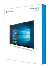Microsoft Windows 10 Home 64-bit Russian 1pk DSP OEI DVD (KW9-00132)