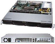 Серверная платформа SuperMicro SYS-6019P-MT