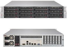 Серверная платформа SuperMicro SSG-6029P-E1CR12L