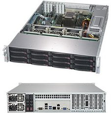 Серверная платформа SuperMicro SSG-5029P-E1CTR12L