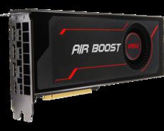 Видеокарта AMD (ATI) Radeon RX Vega 56 MSI PCI-E 8192Mb (RX Vega 56 Air Boost 8G OC)
