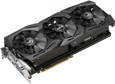 Видеокарта AMD (ATI) Radeon RX Vega 56 ASUS PCI-E 8192Mb (ROG-STRIX-RXVEGA56-O8G-GAMING)