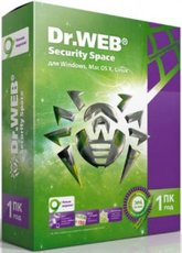 Dr.Web Security Space (BHW-B-12M-1-A3)