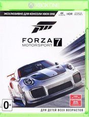 Игра Forza 7: Standard Edition для Xbox One