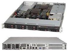 Серверный корпус SuperMicro CSE-113AC2-R706WB2