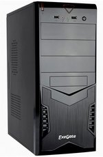 Корпус Exegate CP-601 450W Black