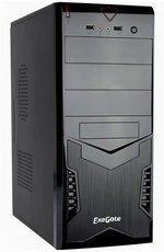 Корпус Exegate CP-601 Black