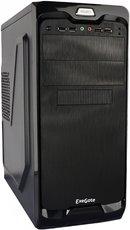 Корпус Exegate UN-604 350W Black