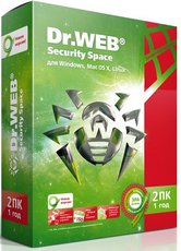 Dr.Web Security Space Pro (AHW-B-12M-2-A2)