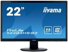 Монитор Iiyama 22' ProLite X2283HS-B3