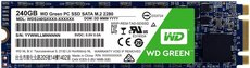 Твердотельный накопитель 240Gb SSD Western Digital Green (WDS240G2G0B)