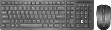 Клавиатура + мышь Defender Columbia C-775 Black