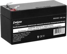 Аккумуляторная батарея Exegate EXG12013 12V1.3Ah F1