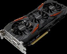 Видеокарта nVidia GeForce GTX1070 Gigabyte WindForce 3X PCI-E 8192Mb (GV-N1070G1 GAMING-8GD V2)