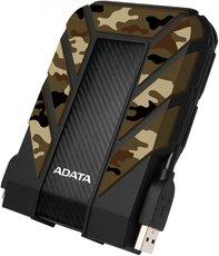 Внешний жесткий диск 2Tb ADATA HD710M Pro (AHD710MP-2TU31-CCF)