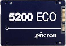 Твердотельный накопитель 1.92Tb SSD Micron 5200 Eco (MTFDDAK1T9TDC)