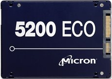 Твердотельный накопитель 960Gb SSD Micron 5200 Eco (MTFDDAK960TDC)