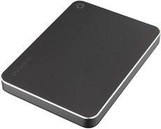 Внешний жесткий диск 1Tb Toshiba Canvio Premium Grey (HDTW210EB3AA)