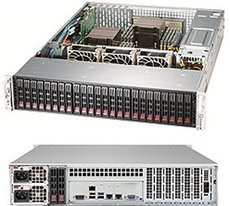 Серверная платформа SuperMicro SSG-2029P-E1CR24H