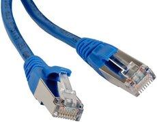 Патч-корд Hyperline PC-LPM-STP-RJ45-RJ45-C6-2M-LSZH-BL