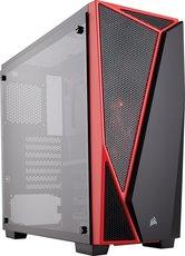 Корпус Corsair Carbide Series SPEC-04 Black/Red (CC-9011117-WW)