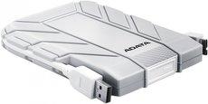 Внешний жесткий диск 1Tb ADATA HD710A Pro White (AHD710AP-1TU31-CWH)