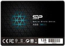 Твердотельный накопитель 128Gb SSD Silicon Power Ace A55 (SP128GBSS3A55S25)