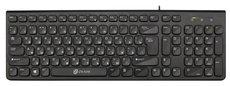 Клавиатура Oklick 590M Black