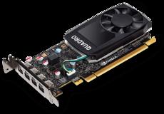 Профессиональная видеокарта nVidia Quadro P620 PNY PCI-E 2048Mb (VCQP620-PB)