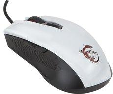 Мышь MSI Clutch GM40 White