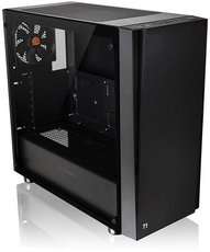 Корпус Thermaltake Versa J21 TG Black (CA-1K1-00M1WN-00)