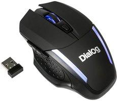 Мышь Dialog MROK-10U Black