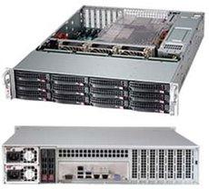 Серверный корпус SuperMicro CSE-826BE1C4-R1K23LPB