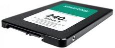 Твердотельный накопитель 240Gb SSD SmartBuy Splash 3 (SB240GB-SPLH3-25SAT3)