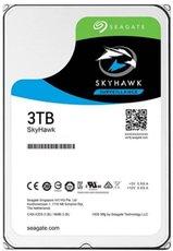 Жесткий диск 3Tb SATA-III Seagate SkyHawk (ST3000VX009)