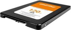 Твердотельный накопитель 120Gb SSD SmartBuy Jolt (SB120GB-JLT-25SAT3)