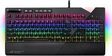 Клавиатура ASUS ROG Strix Flare Black (Cherry MX Brown)