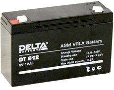 Аккумуляторная батарея Delta DT612
