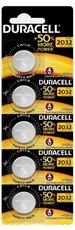 Батарейка Duracell (CR2032, 5 шт)
