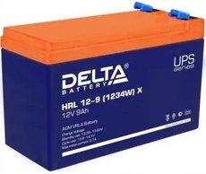 Аккумуляторная батарея Delta HRL12-9X