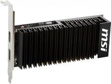 Видеокарта nVidia GeForce GT1030 MSI PCI-E 2048Mb (GT 1030 2GHD4 LP OC)