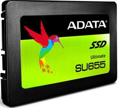 Твердотельный накопитель 120Gb SSD ADATA Ultimate SU655 (ASU655SS-120GT-C)