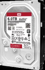 Жесткий диск 6Tb SATA-III Western Digital Red Pro (WD6003FFBX)