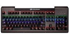 Клавиатура Cougar Ultimus RGB (Blue Switch) Black